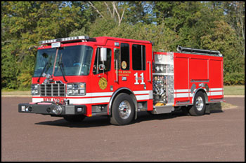We sell and service fire apparatus in Lansdale, PA